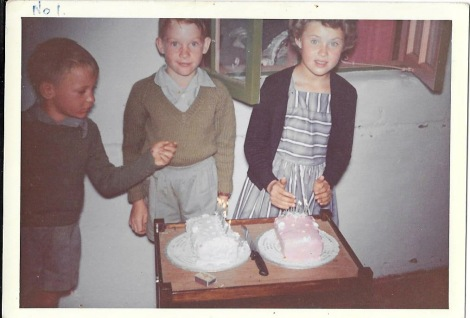 Celebrating our birthdays 1959